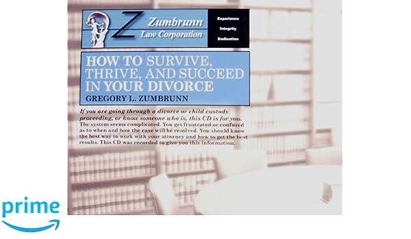 How succeed divorce