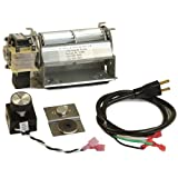 GFK21 Fireplace blower kit for Heatilator, Majestic, CFM, Vermont Castings, Monessen; Rotom #HBRB21K