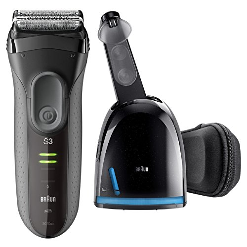 Braun All-in-One Advanced Gentle MicroComb Wet & Dry Rechargeable Electric Shaver & Beard Trimmer For Sensitive Skin by Braun