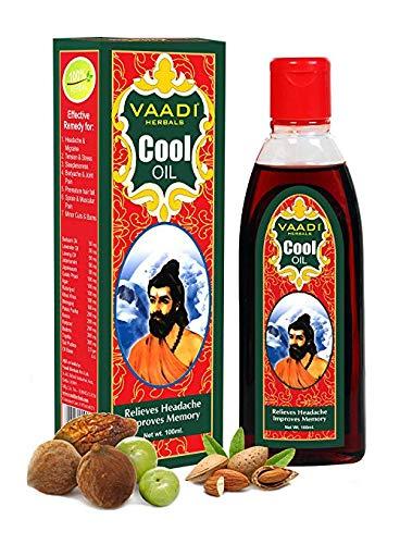 Vaadi Herbals Cool Oil 200ml (Best Smelling Shampoo India)