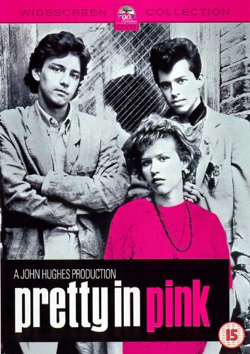 - Pretty in Pink Poster Movie B 11x17 Molly Ringwald Andrew McCarthy Jon Cryer Harry Dean Stanton