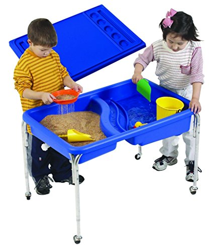 The Children's Factory Neptune Table with Lid (Neptune Table And Lid compare prices)