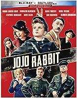 Jojo Rabbit (BD + Digital Code) [Blu-ray] (Bilingual)