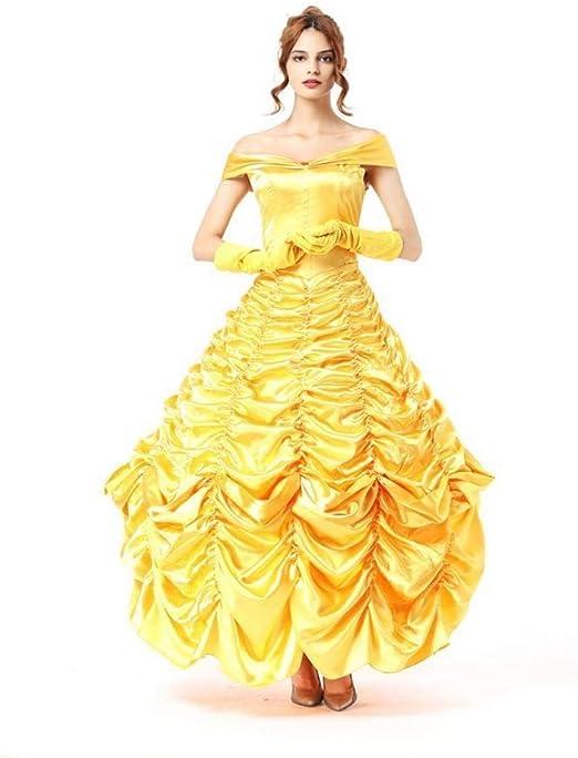 Ambiguity Disfraz de Halloween Mujer Belleza y la Bestia Princesa ...