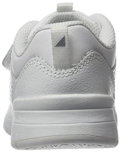 Start Rite Sprint - Zapatillas de Running Unisex Niños White (White)