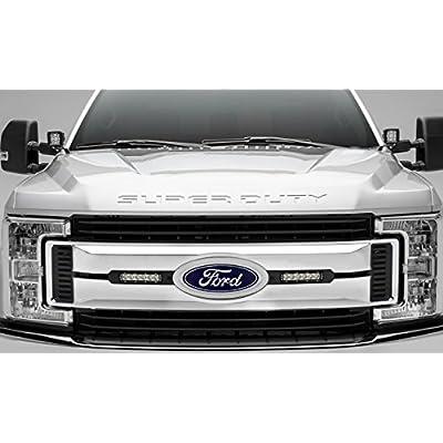 ZROADZ Z415571-KIT Black OEM Grille Kit: Automotive