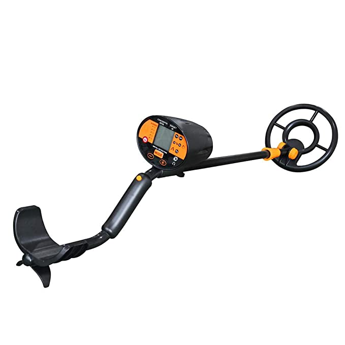 Amazon.com: MD-3060 Metal Detector Underground Gold Detector Metal Pinpointing Gold Silver Treasure Hunter Seeker Portable Hunter Detector: Kitchen & Dining