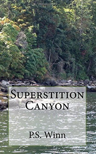 Read Online Superstition Canyon pdf