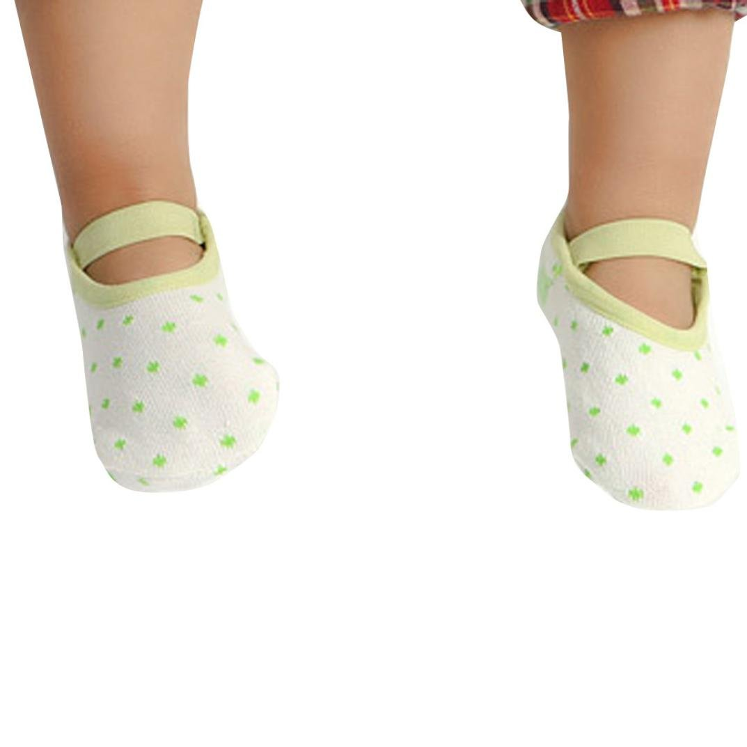 Suit for 2-10 Years old Kids,DIGOOD Baby Girls Fashion Non-slip Warm Soft Floor Socks