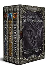 USA Today Best-seller!Enter the world of Dragonlands with the first three novels from this bestselling epic fantasy series.Includes:Hidden:The mystery enshrouding Hutton's Bridge is as impenetrable as the fog that descended at its borders eig...