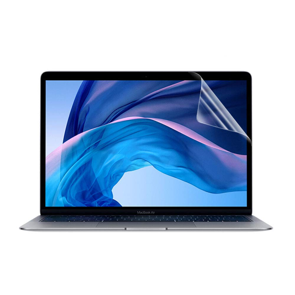 High Definition Anti-Kratzer Displayschutzfolie f/ür MacBook Air 13 Zoll mit Touch ID 3 St/ück Zshion 2018 MacBook Air 13 Zoll Displayschutzfolie Modell A1932