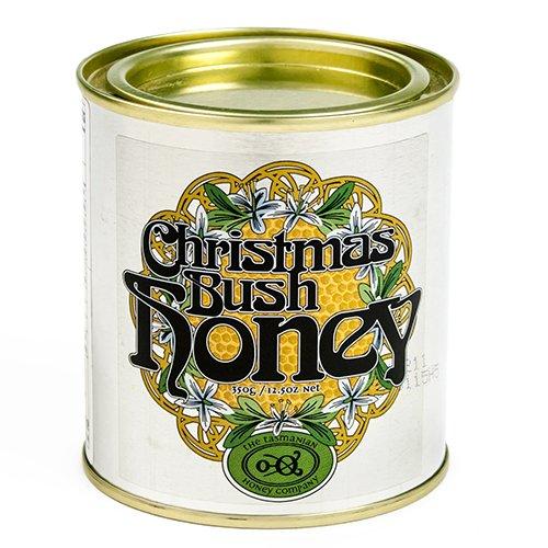 Christmas Bush Honey (12.5 ounce) - Rack Bush