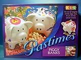 KSG - Pastimes Piggy Banks by K.S.G
