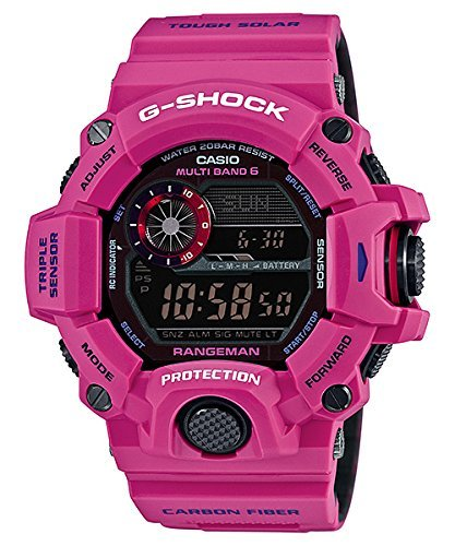 G-Shock GW-9400SRJ-4JF Men In Sunrise Purple Rangeman