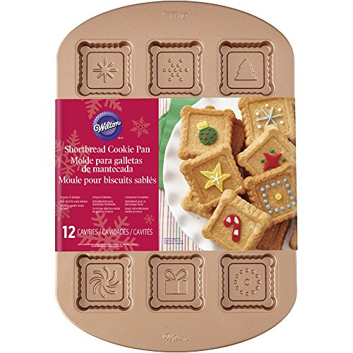 Wilton Christmas Cookie Pan (2105-5396)