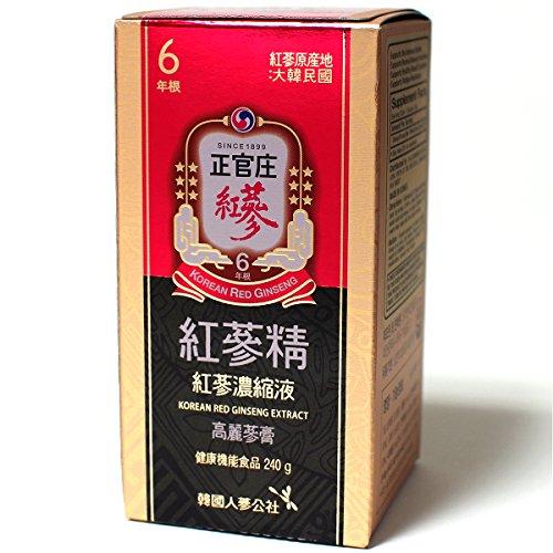 KGC Cheong Kwan Jang Korean Red Ginseng Extract 240 gram by Cheong Kwan Jang