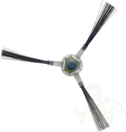 Opinión sobre Maxpex Trapo X Fįļţro X Cepillo Lateral de Accesorios de Robot Aspirador Inteligente de Carga, aspira y friega, Barredora de Limpieza de Suelos Modo de Carga USB,Compatible para Slim Slim 2