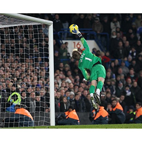 David De Gea Poster On Silk <90cm x 80cm, 36inch x 32inch> - ()