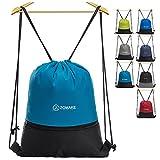 Drawstring Bag - String Backpack Sackpack Women Sport Gym Sack