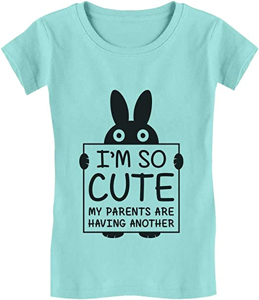 Im So Cute My Parents are Having Another Funny Toddler//Kids Sweatshirts