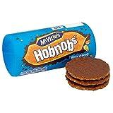 McVitie's Milk Chocolate Hobnobs 262g - Pack of 6