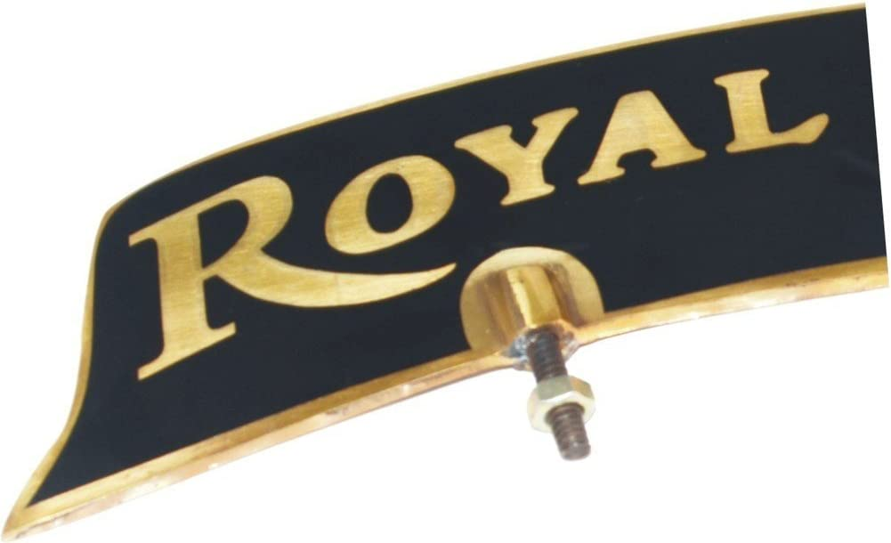 Amazon.com: RS clásico – Partes número placa (latón rsv ...