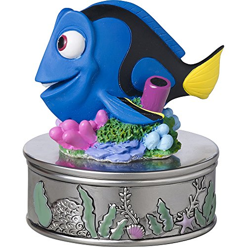 Dory Keep Swimming - Precious Moments, Disney Showcase Dory Trinket