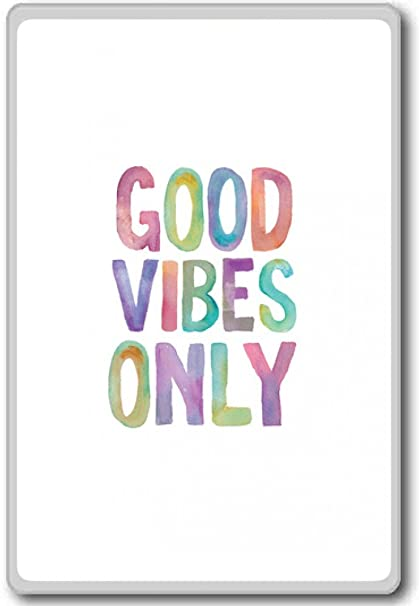 Amazoncom Good Vibes Only Motivational Inspirational Quotes