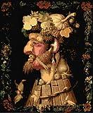 Autumn By Arcimboldo Counted Cross Stitch Kit