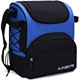 MIER Large Insulated Lunch Bag Reusable Lunch Box Picnic...