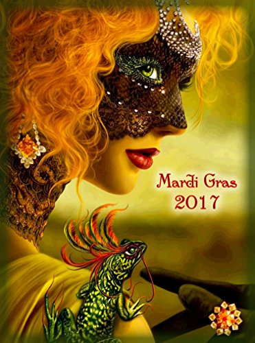 2017 New Orleans Louisiana Mardi Gras Gi - Mardi Gras Art Shopping Results