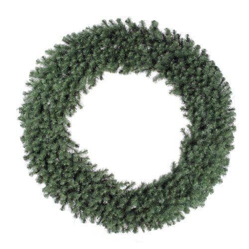 Vickerman Douglas Fir Wreath with 1100 Tips and 4 Sections, (Douglas Fir Garland)