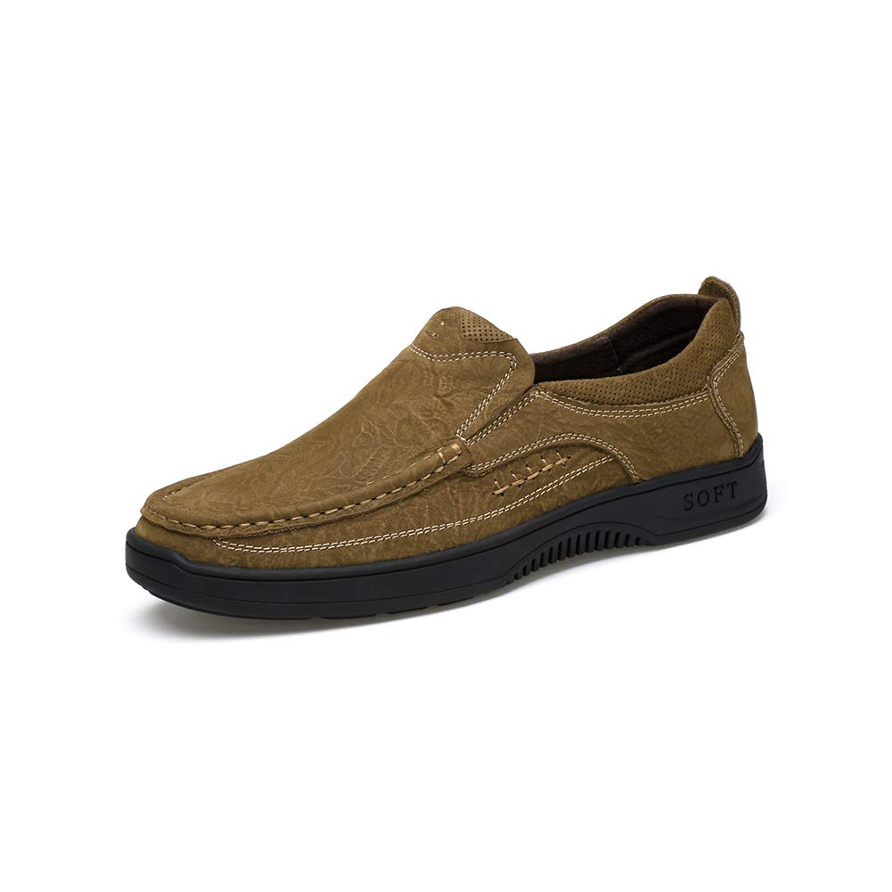 WHL.LL Herren Wasserdicht Rutschfest Mittleren Alters Bewegung Lässige Schuhe Leicht Ärmel Draussen Weicher Boden Einzelne Schuhe