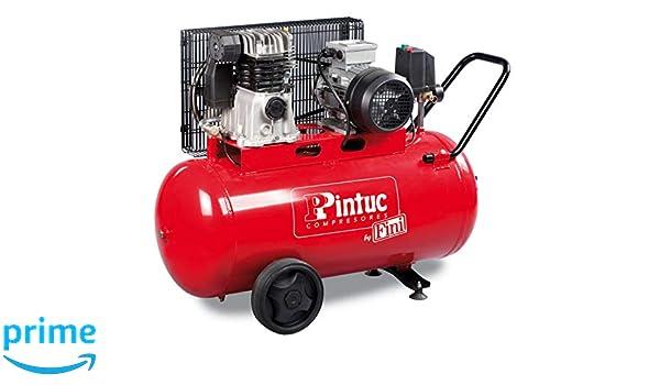 Pintuc BNFC504FNN264A Compresor de transmisión por correa 2.2 W, 230 V: Amazon.es: Bricolaje y herramientas