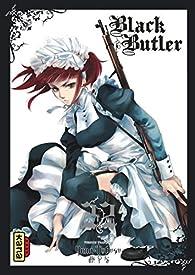 Black Butler, tome 22 par Yana Toboso