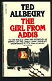 Front cover for the book The Girl from Addis by Ted Allbeury