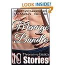 Menage Bundle: 10 Threesome Erotica Stories