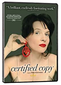 Certified Copy (Bilingual)