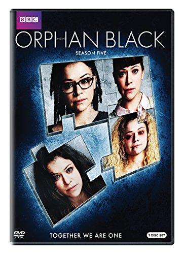 Price comparison product image Orphan Black: Season Five