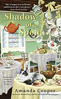Shadow Spout Teapot Collector Mystery ebook product image
