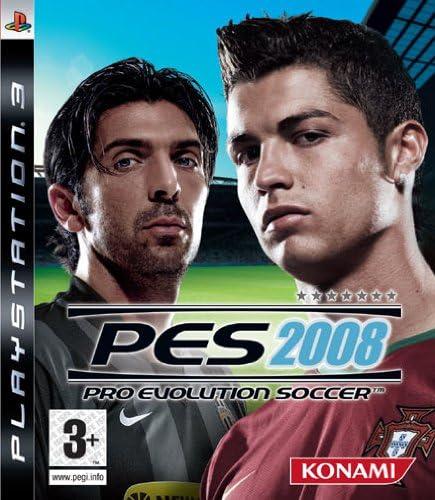 Pro Evolution Soccer 2008 [Importación italiana]: Amazon.es ...