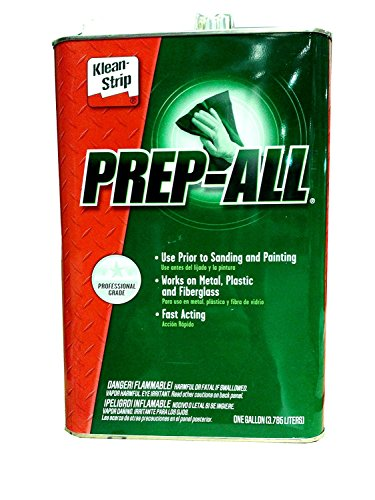 (Kleanstrip Prep-All Wax & Grease Remover, Gallon (KLE-GSW362))