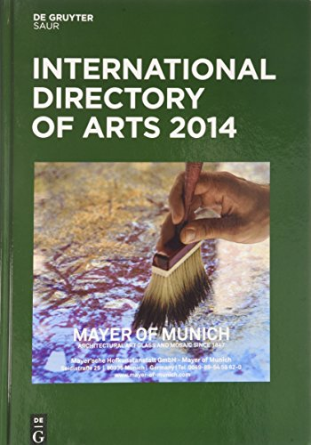 International Directory of Arts 2014