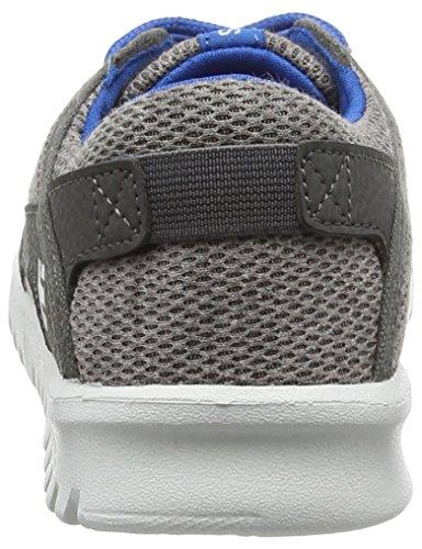 etnies Scout - Zapatillas Unisex Para Niños Gris (Gris/Gris/Azul074)