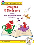 Start With A Story - Dragons & Dinosaurs (Guest Spot Sporting Themes)
