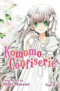 Book Cover: Komomo Confiserie, Vol. 1