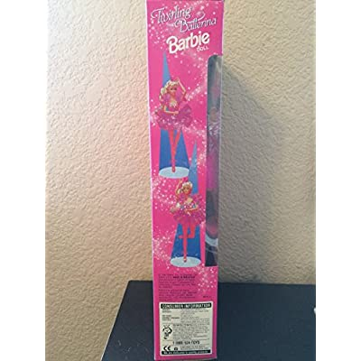 Barbie Twirling Ballerina Doll: Toys & Games