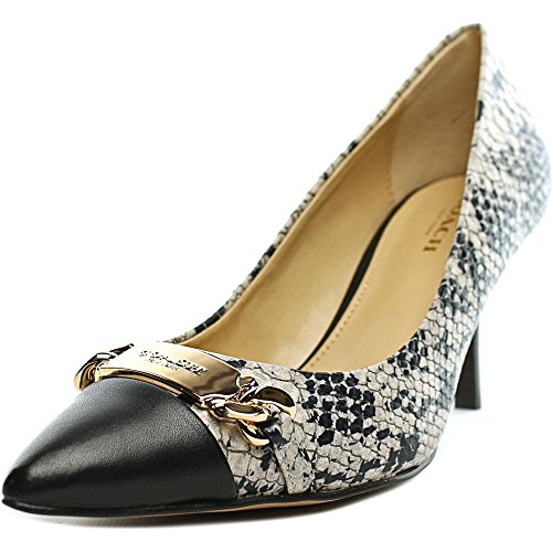 Coach Womens Shoes Black Bowery Size