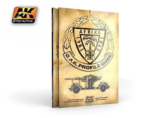 AK Interactive D.A.K. Profile guide AK 271 by AK Interactive