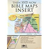 Rose Bible Map Insert - fits in the back of your Bible